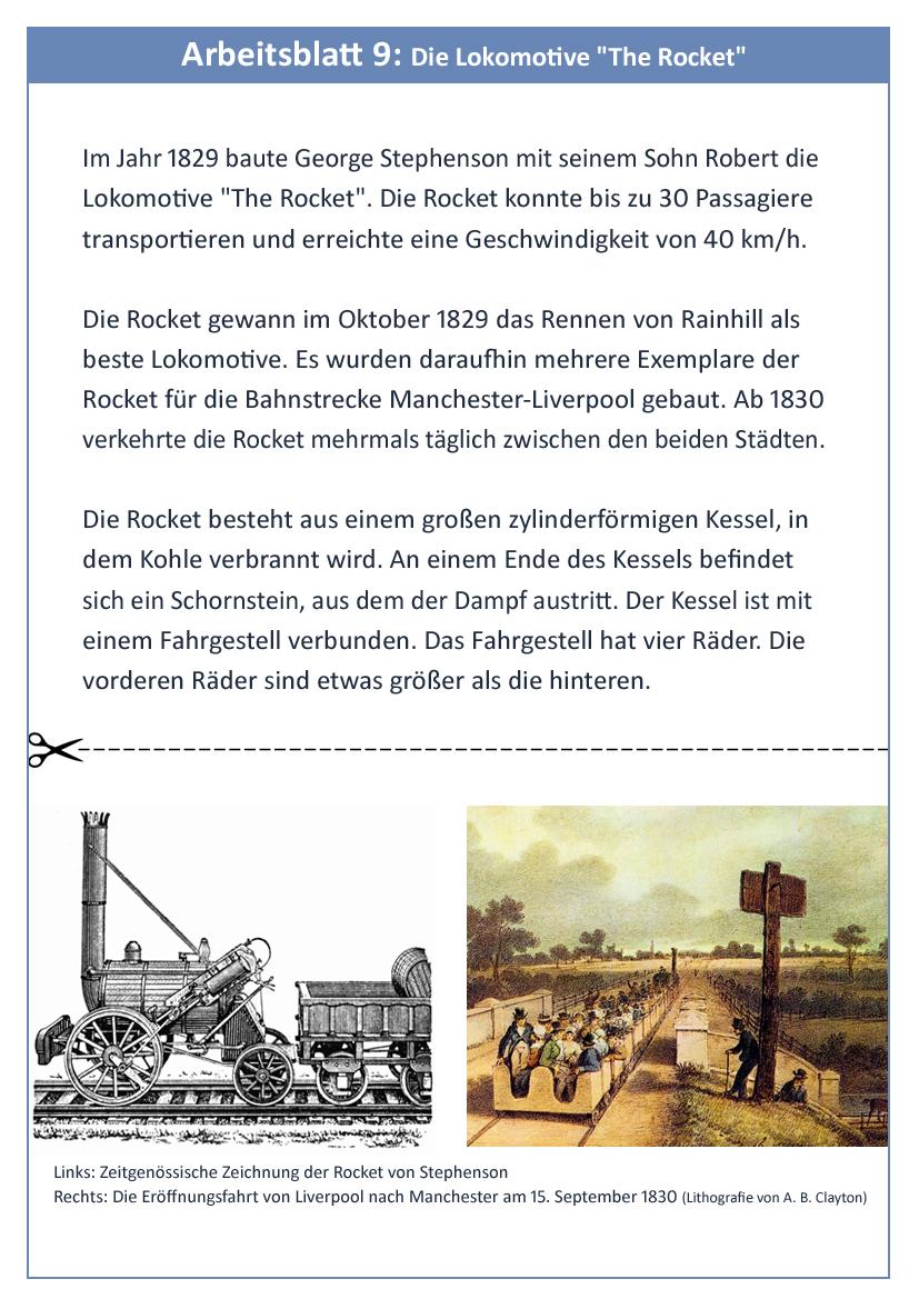 4.2: Geschichte der Eisenbahn