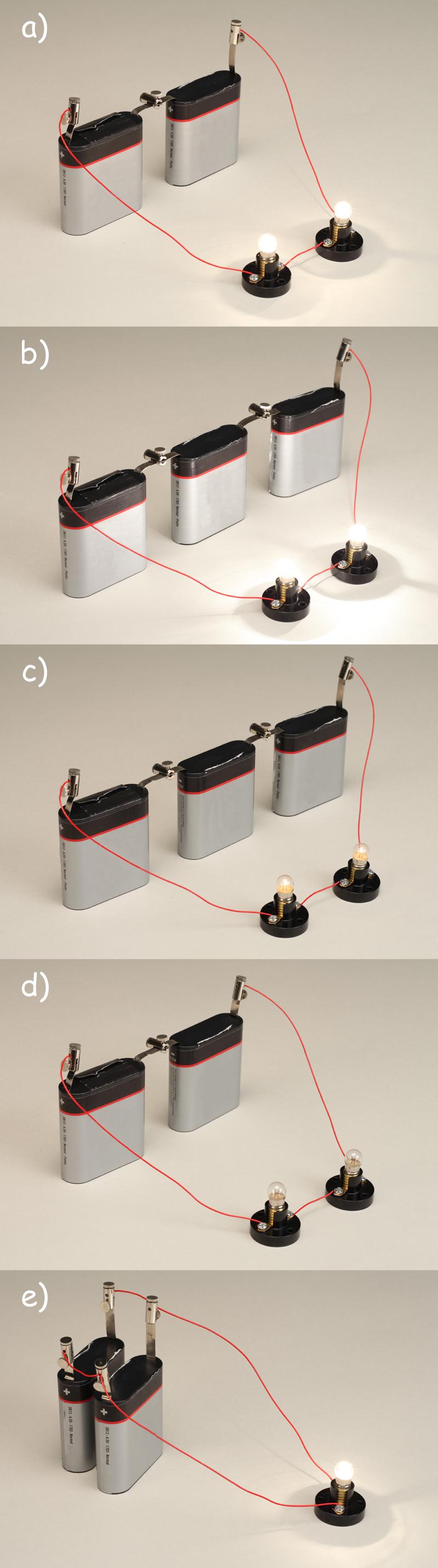 Allgemeines über elektrische Stromkreise